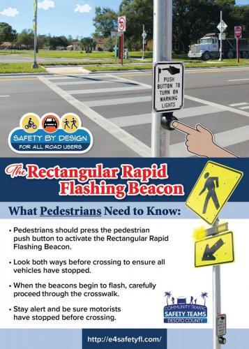 SXDFL RRFB Pedestrian Tip Card